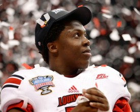 #21 Louisville shocks #3 Florida in the Allstate Sugar Bowl